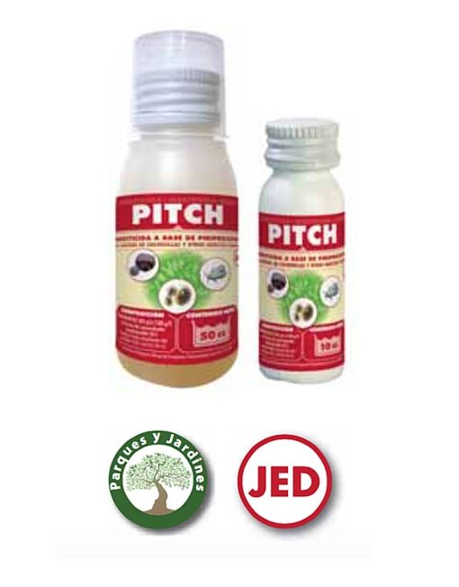 Pitch insecticida JED