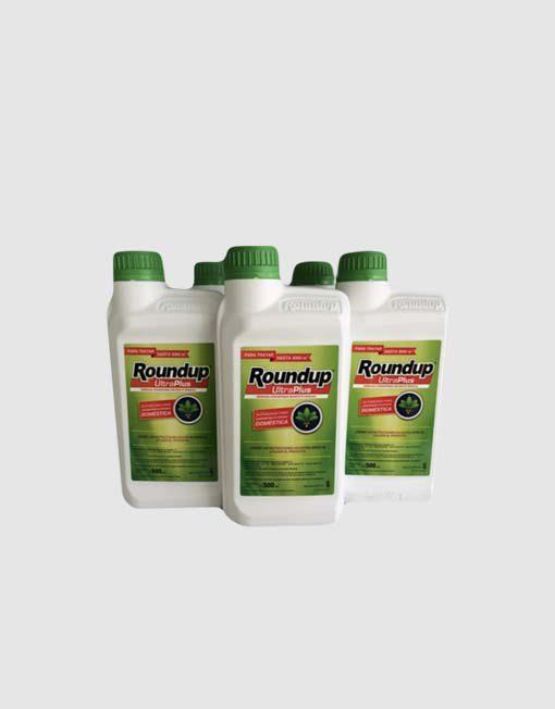 Herbicida total Roundup Ultra Plus