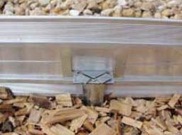 Bordura de Aluminio CONTOUR'ALU