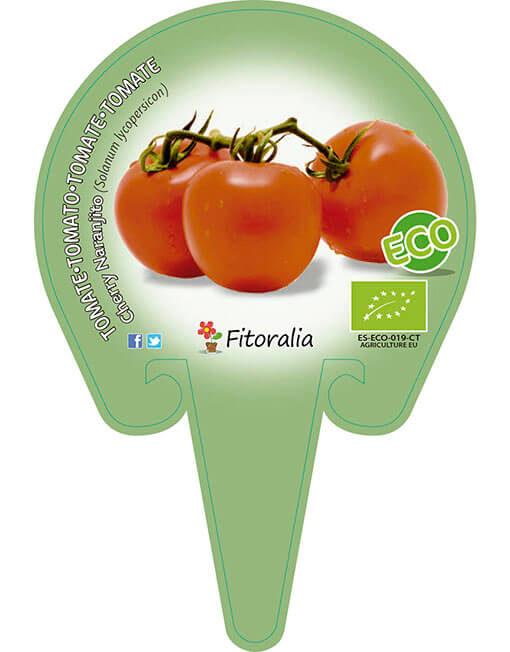 Tomate Cherry Naranjito ECO M-10,5